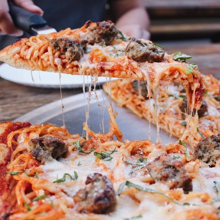 Nueva York nos enseña varias maneras totalmente distintas de comer pasta