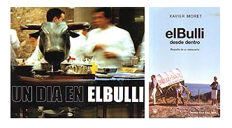 Nuevos libros de El Bulli