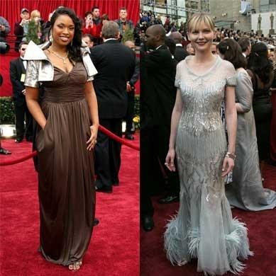 Oscars metalizados