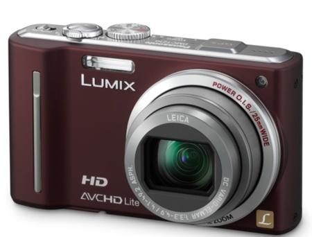 Panasonic Lumix TZ10 y TZ8 llegan con controles manuales