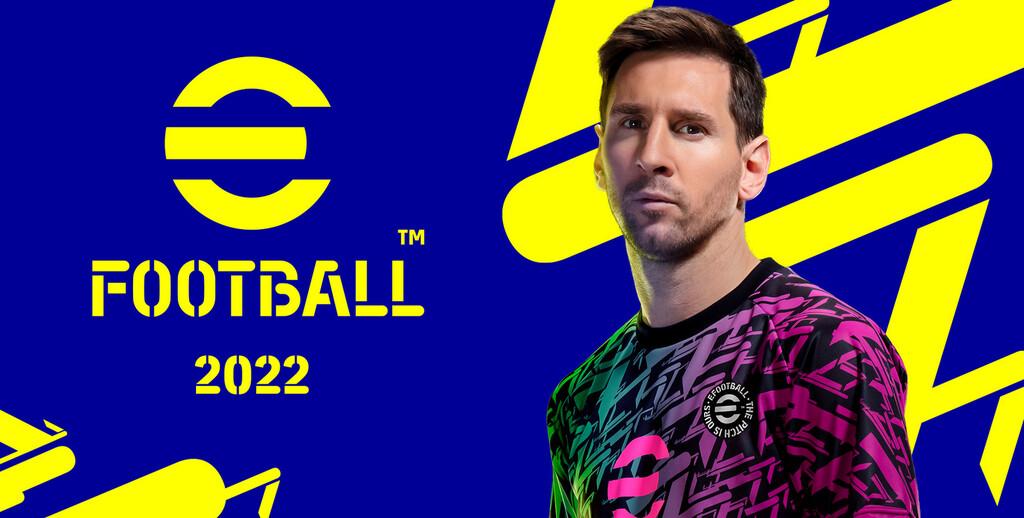 'eFootball' ya tiene fecha de lanzamiento: el juego de fútbol gratis de Konami se adelanta un día a 'FIFA 22'