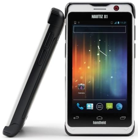 Nautiz X1, el Chuck Norris de los smartphones con sistema operativo a elegir