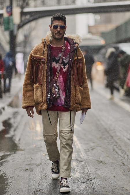 Street Style New York Fashion Week 2019 21