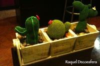 Hemos visto... cactus de crochet