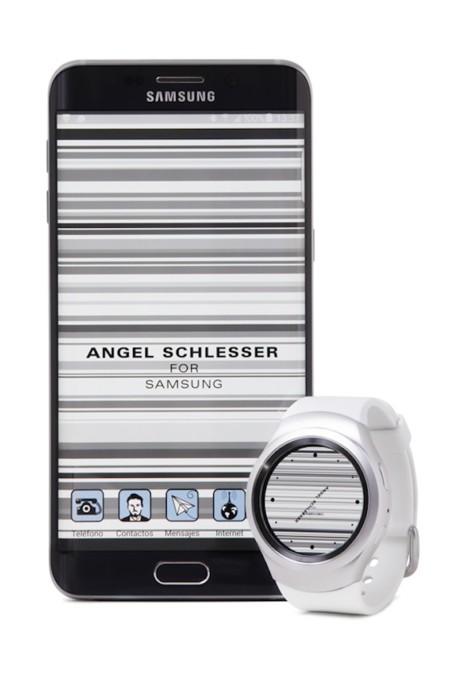 Samsung Angel Schlesser