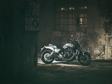 Yamaha Vmax Matt Grey 2015