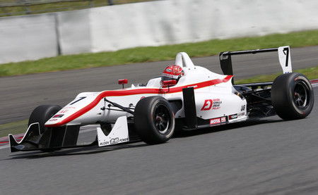 Nobuharu Matsushita F3 Japón Fuji 2014