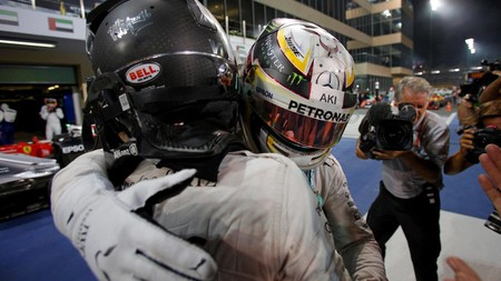 Nico y Lewis