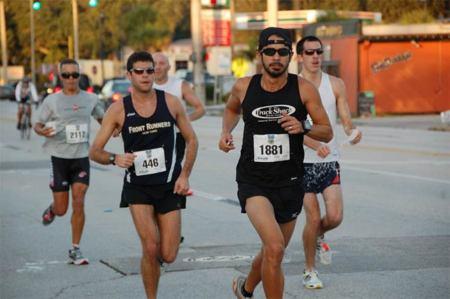 Cuerpo a punto para el verano (III): Para quemar más grasa, caminata rápida y carrera lenta