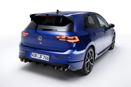 Volkswagen Golf R 2021 4