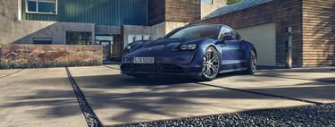 Así es el Porsche Taycan, el coche eléctrico que cambiará a Porsche
