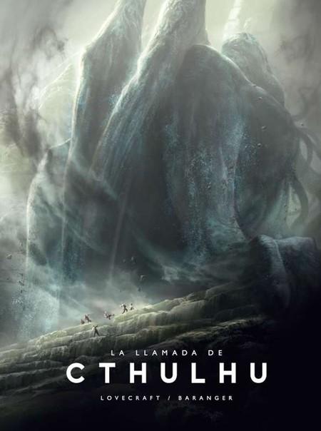 Portada La Llamada De Cthulhu H P Lovecraft