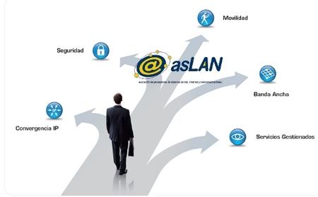 SITI/asLAN 2010, la feria de las redes