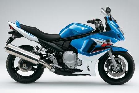 Suzuki incorpora el ABS a las GSX 650 y Burgman 400