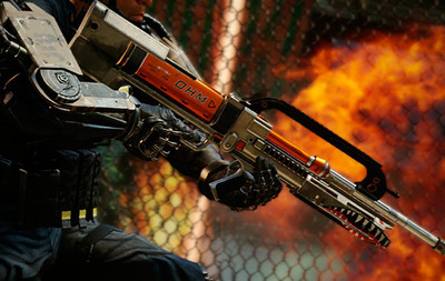 Así luce el arma que trae Ascendance, el segundo DLC de Call of Duty: Advanced Warfare