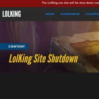 Cierra LolKing: el fin de una era para el contenido sobre League of Legends