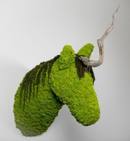 Greenarea reinterpreta el mundo animal