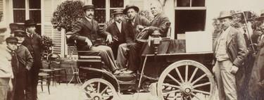 Así fue la París-Rouen, la primera carrera de coches de la historia, de la que se cumplen 125 años