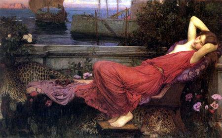 Ariadna dormida