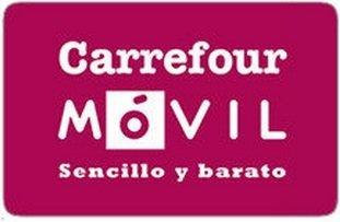 Carrefour móvil lanza una nueva tarifa con llamadas a 3 cents/min y 700 Mb por 6.90 euros mensuales