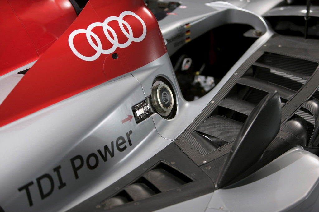 Foto de Audi R15 Estudio (21/48)