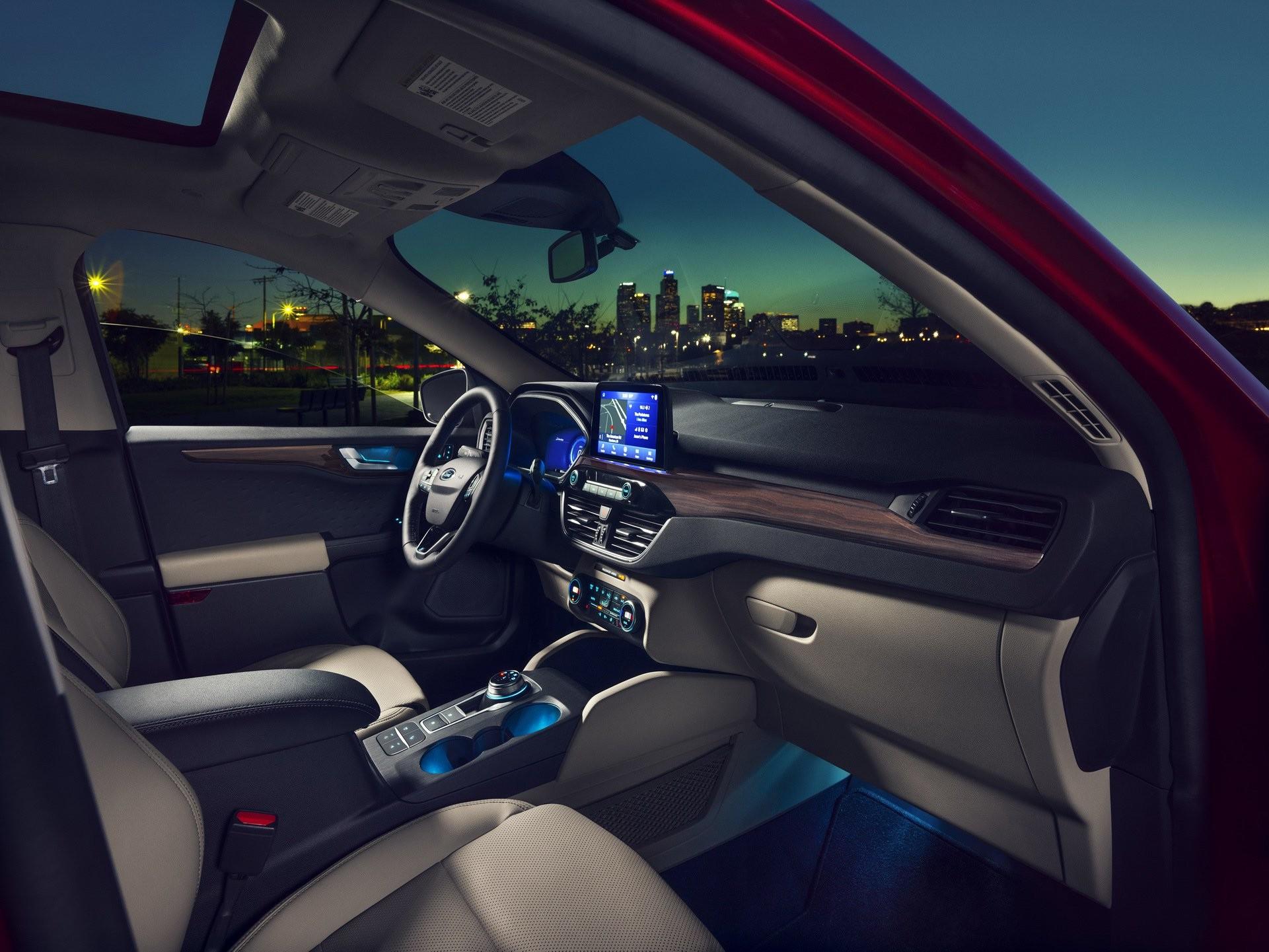 Foto de Ford Escape 2020 (11/19)
