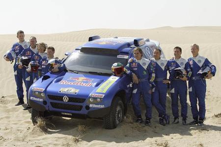 VW Dakar 2007