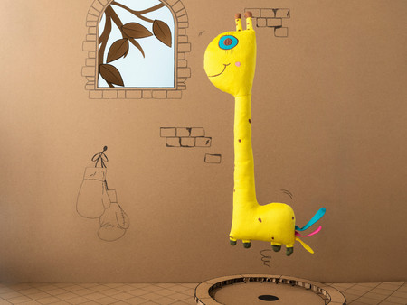 Ikea Coleccion Sagoskatt 20219 Ph165989 Rainbow Giraffe