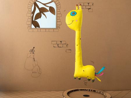 Ikea Coleccion Sagoskatt 20219 Ph165989 Rainbow Giraffe