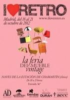 "II Feria ""I love retro"" en Madrid"