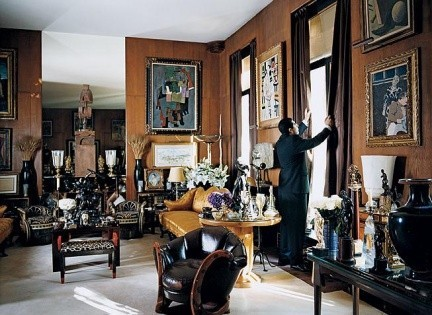 Foto de Casas de famosos: Yves Saint Laurent (1/17)