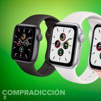 Amazon y MediaMarkt tienen el Apple Watch SE de 40mm 30 euros más barato: lo tienes en 3 colores para elegir por 269 euros