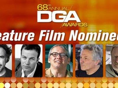Los mejores directores de 2015, según el gremio de la industria estadounidense (DGA)