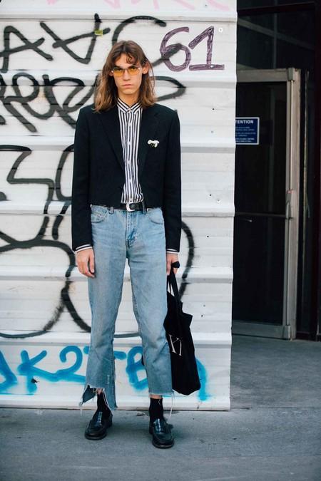El Mejor Street Style De La Semana Los Modelos Se Coronan Como Reyes Del Estilo En Paris 12