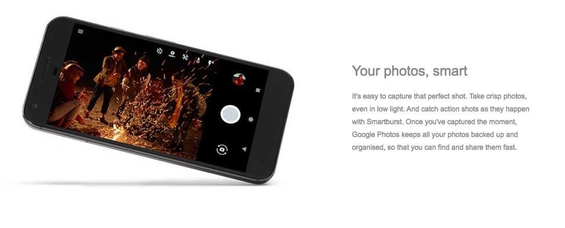 Foto de Google Pixel (5/7)