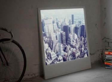 Polaboy, un marco precioso y gigante estilo Polaroid