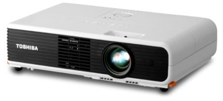 Toshiba TLP-X200U, proyector que te habla