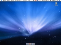 Fondo de escritorio Mac OS X Leopard Server