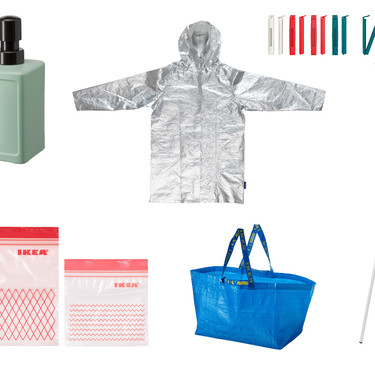 Estos son los nuevos e inesperados usos que algunos artículos de Ikea han tenido durante esta alerta sanitaria