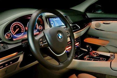 Serie 5 GT interior