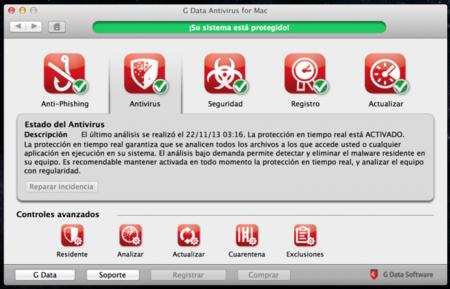 G Data lanza nuevo antivirus para Mac