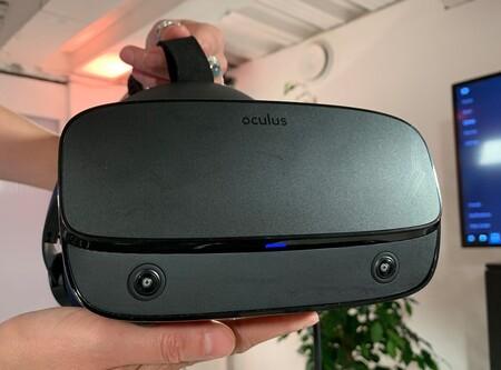 Las gafas de realidad virtual Oculus Rift S están rebajadísimas en Amazon a 349,99 euros, su precio mínimo histórico