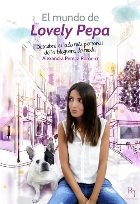 libro lovely pepa