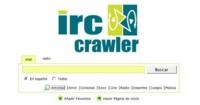 IRC Crawler, buscador hispano especializado en búsquedas de canales de chat y radio online