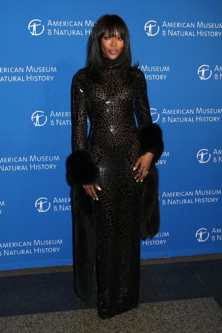 Naomi Campbell The Museum Gala 2014