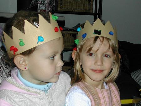 Si necesitas una corona de Rey Mago para tu hijo, esta es la solución