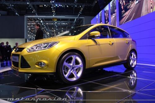 FordFocus2012,primerasimpresionesdesdeGinebra