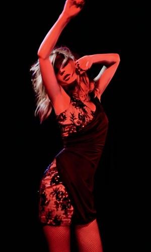 Vestidos de noche y colección fiesta Kate Moss para Topshop Navidad 2009