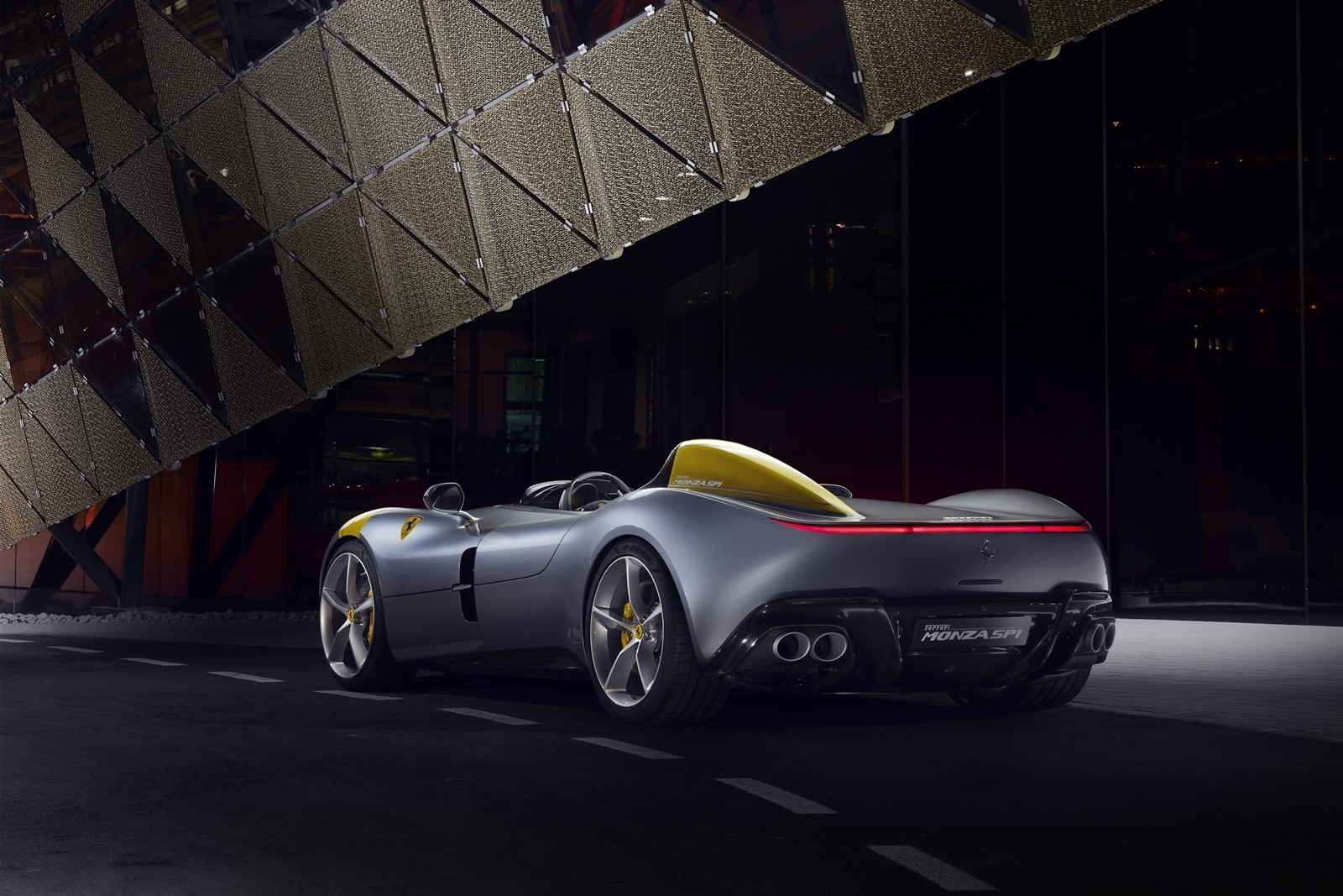 Foto de Ferrari Monza SP1 y Monza SP2 2019 (1/14)