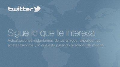 Twitter añade más opciones de notificación por SMS